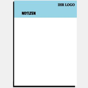 Notizblock A5 Mit Logo Günstig Drucken Gestalten Lassen